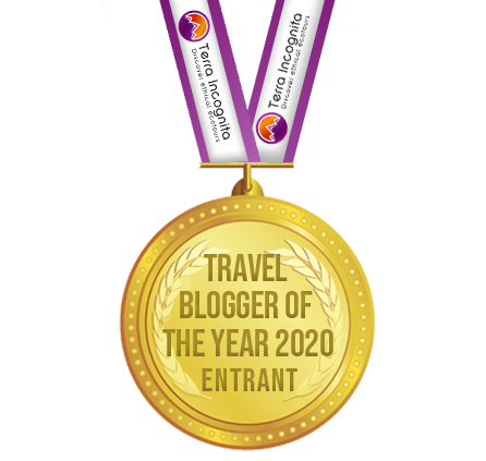 Travel Blogger of the Year 2020